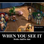 Childhood when you see it bricks shall be shat bfaee5