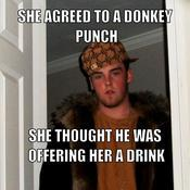 She agreed to a donkey punch she thought he was offering her a drink 2d1adc