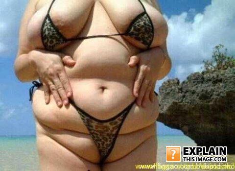 фото толстушек в стрингаъ