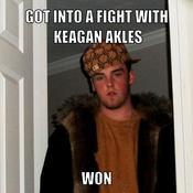 Got into a fight with keagan akles won e40ca2