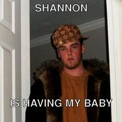 Shannon is having my baby b38c46