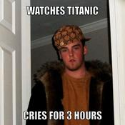 Watches titanic cries for 3 hours ae613f