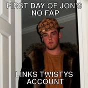 First day of jon s no fap links twistys account b0079f