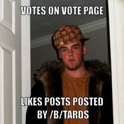Votes on vote page likes posts posted by b tards 163d89