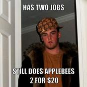 Has two jobs still does applebees 2 for 20 777ed5