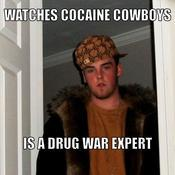 Watches cocaine cowboys is a drug war expert c7b40c