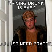 Driving drunk is easy you just need practice 882cb4