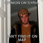 Opinion on syria can t find it on map 049d00