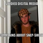 Studied digital media complains about snep shoot bde2b7