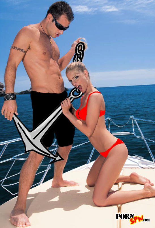 Let s throw the anchor in the water 4b28df