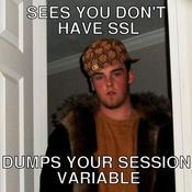 Sees you don t have ssl dumps your session variable 9bd0c0