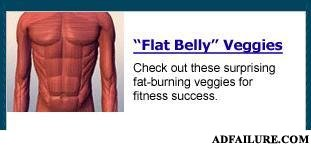 Muscle ad fail