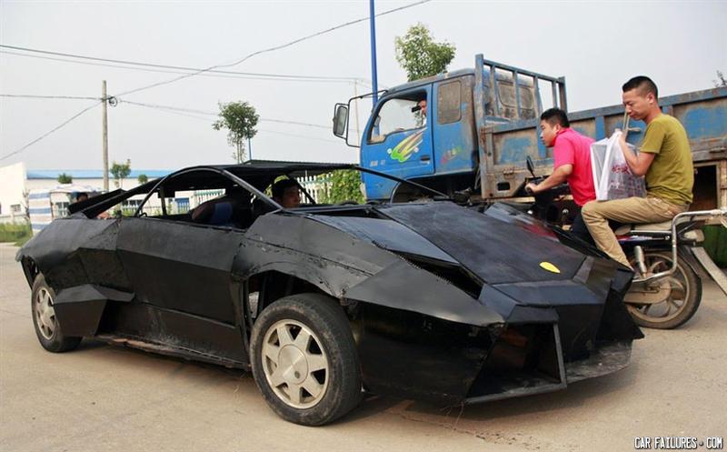 Car Fail Pictures - Car Failures