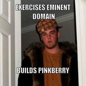 Exercises eminent domain builds pinkberry 6c4053