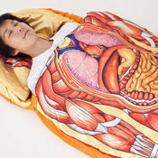 Japanese sleeping bag