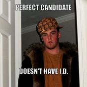 Perfect candidate doesn t have i d a00973