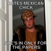 Dates mexican chick she s in only for the papers f5cc62