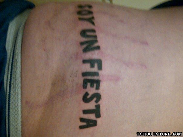 Tattoo Verb: Pics Of Funny Tattoos