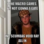 I like macro games i m not gonna 4 gate inc scumbag void ray all in 47f702