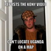 Reposts the kony video can t locate uganda on a map d556f2
