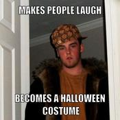 Makes people laugh becomes a halloween costume 00a52e