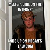 Meets a girl on the internet ends up on megan s law com 18112c