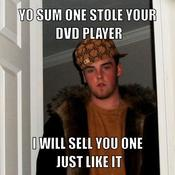 Yo sum one stole your dvd player i will sell you one just like it d652f7
