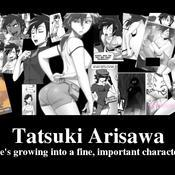 Tatsuki arisawa she s growing into a fine important character 5ef740