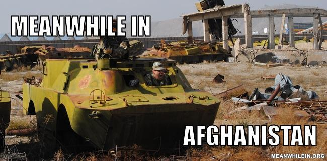 Meanwhile in afghanistan 7bb7e3