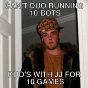 Can t duo running 10 bots duo s with jj for 10 games 8d737c
