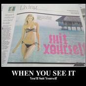 Bikini when you see it you ll suit yourself 6b5fb4