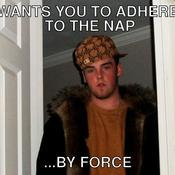 Wants you to adhere to the nap by force e09353