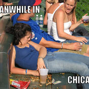 Meanwhile in chicago 88a4f7