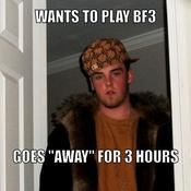 Wants to play bf3 goes away for 3 hours 2b1ffc