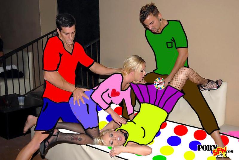 Twister порно