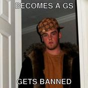 Becomes a gs gets banned aa2547