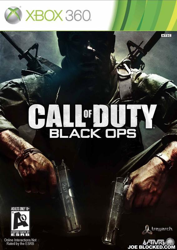 Call of duty black opps