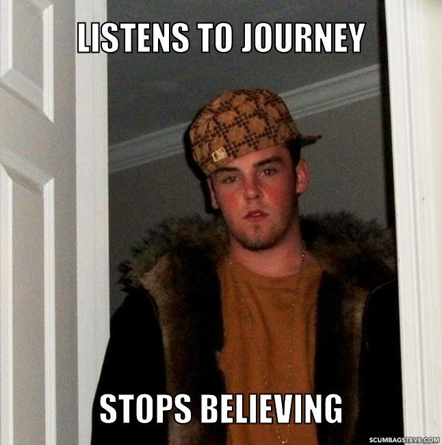 Listens to journey stops believing 0ec332