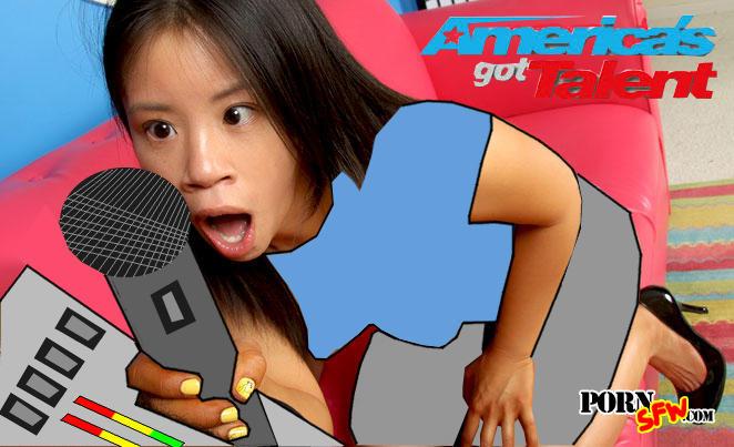 Asian Work Porn - Connie Souphanousinphone
