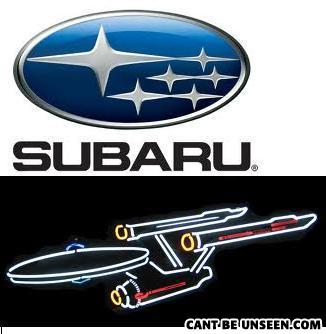 Subaru enterprise