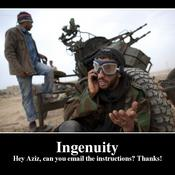 Ingenuity hey aziz can you email the instructions thanks 155935