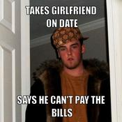 Takes girlfriend on date says he can t pay the bills dde728