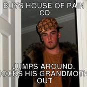 Buys house of pain cd jumps around knocks his grandmother out 976bf2