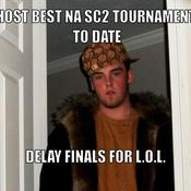 Host best na sc2 tournament to date delay finals for l o l 90b1b8