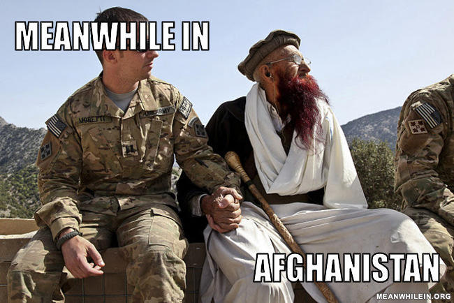 Meanwhile in afghanistan f76960