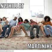 Meanwhile at martinihouse 7b6c39