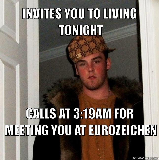 Invites you to living tonight calls at 3 19am for meeting you at eurozeichen d3e22a