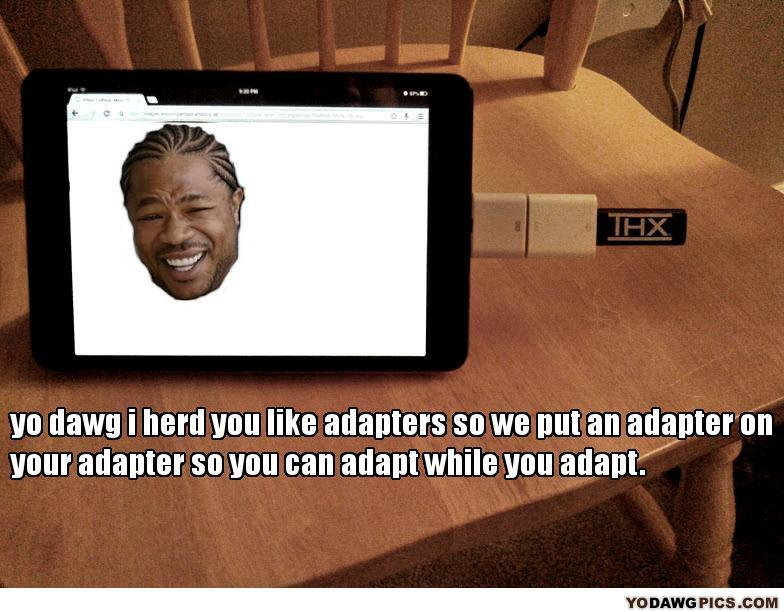 Yo adapters 6bbced