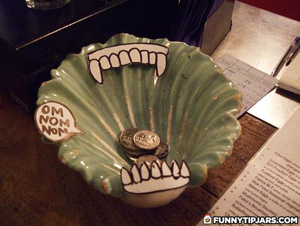 Funny Tip Jars Humourous Tipjars From The Service Industy Funny Tip Jars