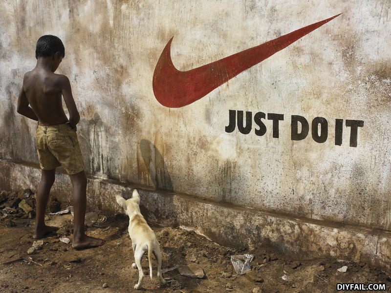 Just do it by sharadhaksar 1